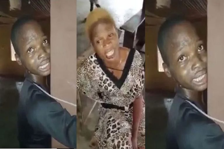 'My mother gave me rat poison to put in my father's food, to eat and die' – Little girl confesses (VIDEO)