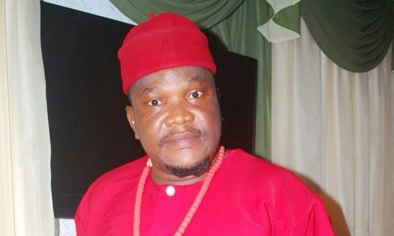 """This is deliberate provocation – Actor Ugezu J Ugezu reacts to soldiers allegedly shutting down Imo market and telling them to resume when """"Biafra is achieved"""""""