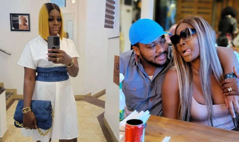 'My good man, I love you'– Chizzy Alichi praises her husband in love up photo