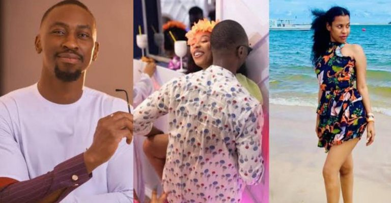 """""""Good thing is that he has to do it with Nini but Saga mumu"""" – Netizens drag Saga after Biggie gave him a punishment for breaking secret task rule (Video)"""
