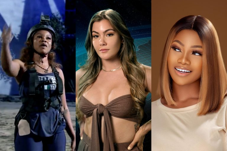 Tacha never disappoints – Drags Tori for her fakeness in the Show The Challenge (Video)