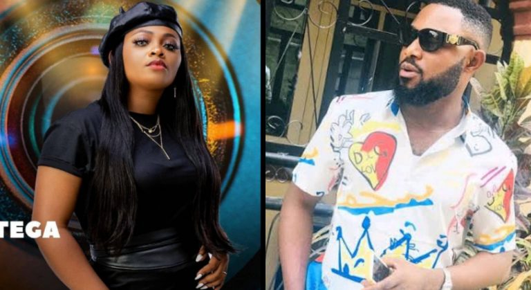"""""""If she fails to apologise then our marriage is over, I'm living in shame right now""""- Tega's husband (VIDEO)"""