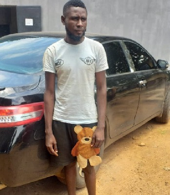 Father of two allegedly steals car, repaints it within 8 hours in Kwara