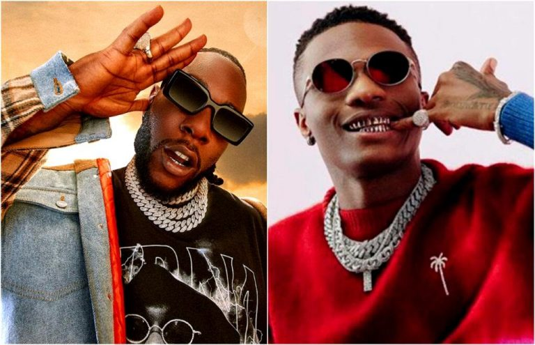 """""""You deserve all and more Odogwu, love you my guy for life"""" – Wizkid brags in new post, as he hails Burna Boy"""