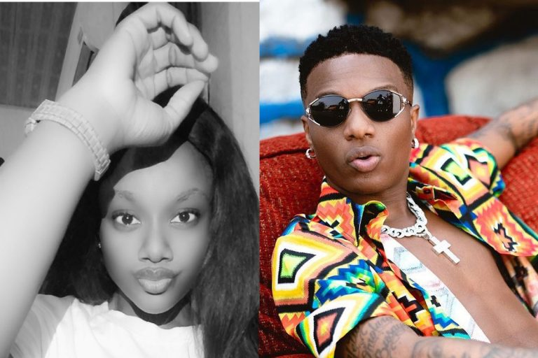 """""""If Wizkid comes to my wedding, I'll follow him home and return to my husband after 2 weeks"""" – Lady reveals"""