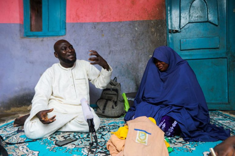 Nigerians Sell Homes And Land To Free Kidnapped Children – Reuters (Pictures)