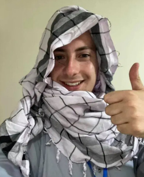 'I've accepted death' – British student stuck in Afghanistan on holiday says