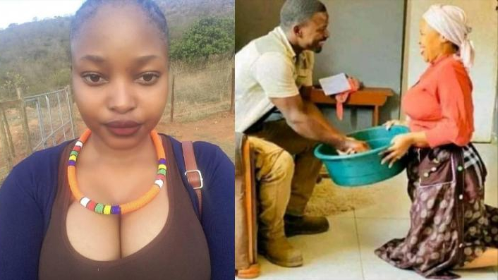 """""""I have no interest to move from our old ways"""" – South African woman explains how she intends to serve her husband like a 'king'"""