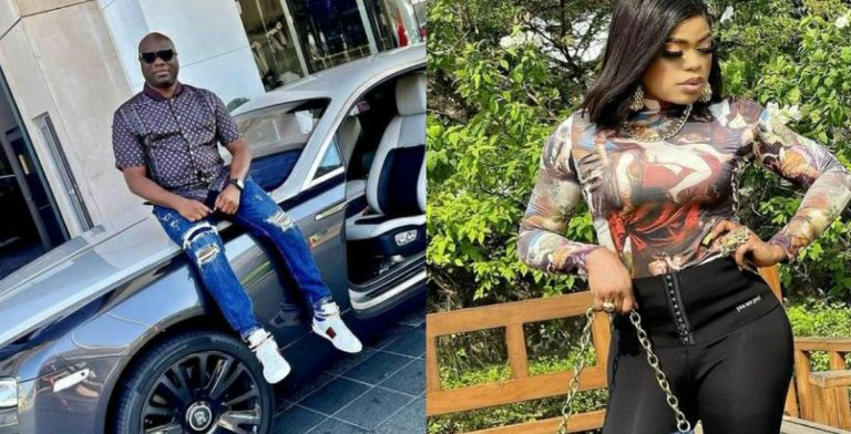 """""""Why try too hard to convince us, you're acting guilty"""" – Reactions as Mompha defends himself again of not being gay or involve with Bobrisky"""