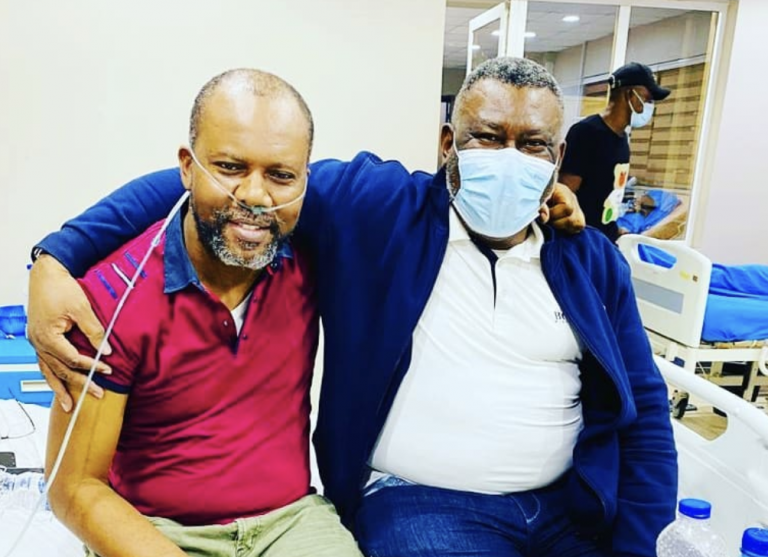 I paid 6 million naira to treat Covid-19 after it damaged 80% of my lungs – Pete Edochie's son, Uche says