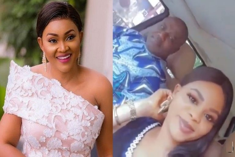 Thank God I didn't marry what I cannot handle — Mercy Aigbe's ex-husband, Lanre shades her, as he marries new wife