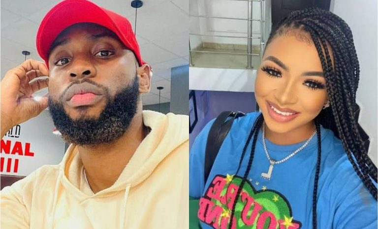 """""""I don't want to wake up tomorrow and start looking for you in this house"""" – Liquorose tells Emmanuel after Nini's prank on Saga"""