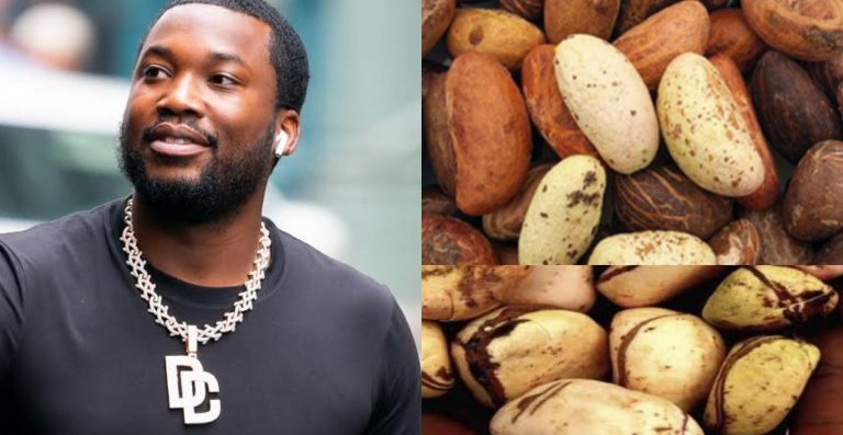 """""""Bitter kola changed my life"""" – Meek Mill reveals an """"African herb"""" healed him of an ailment that doctors couldn't treat for 2 years"""