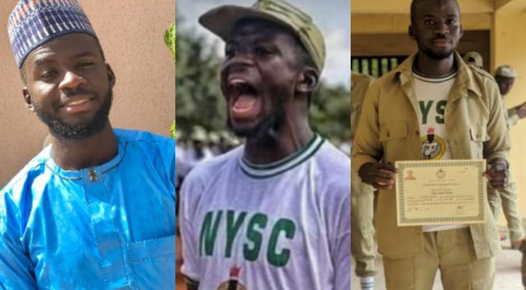 Corps member who went viral for his passion for serving, narrates his present situation after 3 years