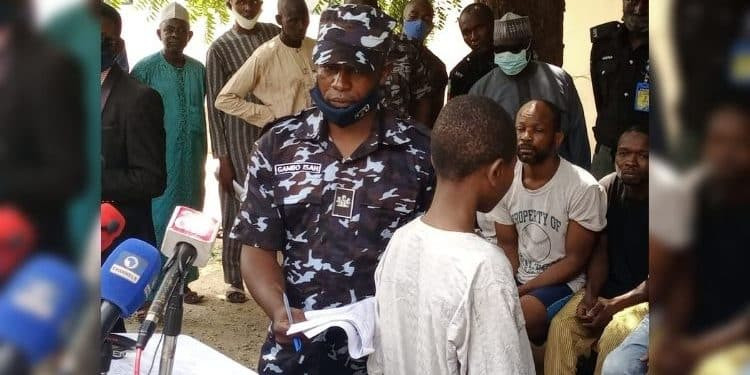 14-year-old bandit arrested in Katsina confesses to murder and cattle rustling