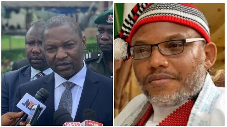 FG blames IPOB for Lagos #EndSARS attacks, looting of Oba's palace and other crimes