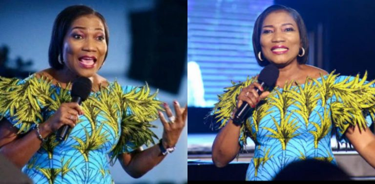 When last did you thank your wife after having sex with her? Ingratitude is a killer – Clergywoman, Funke Felix-Adejumo, tackles married men (video)