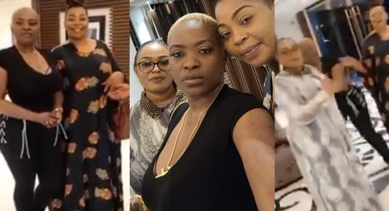 """""""If she was good Tuface wouldn't have married Annie"""" – Reactions as Tuface Idibia's family tells Pero that she's 2baba's first wife and no body can take that away (Video)"""